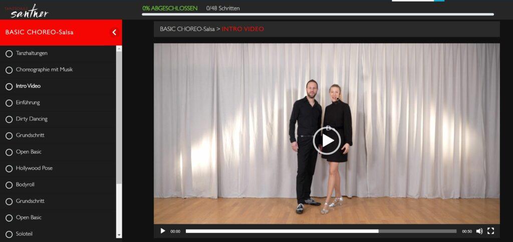 Hochzeit Screen Tutorial